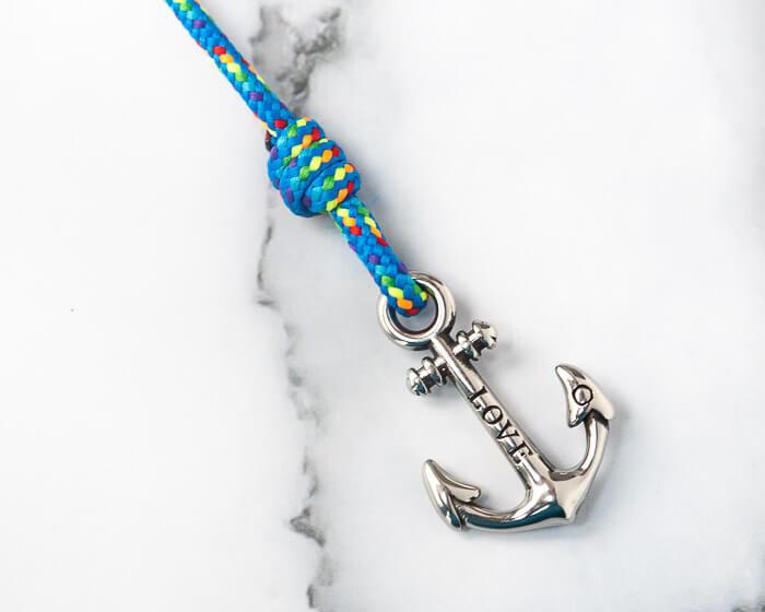 Anchor bracelet LOVE